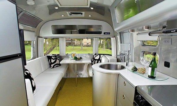 Awesome Caravan Interior Design Ideas Contemporary - Decorating ...