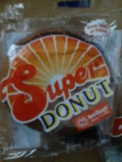 Super Donuts The Only Thing I Ate From The School Cafeteria At Breakfast Super Donut Cooking