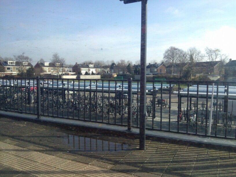 Uitbreiding fietsenstalling SneekNoord - Maken steeds meer mensen gebruik van het openbaar vervoer in het Noorden?