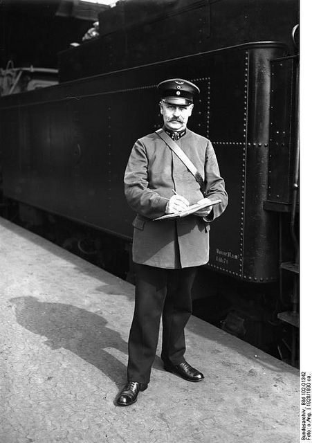 Railway Official 1928