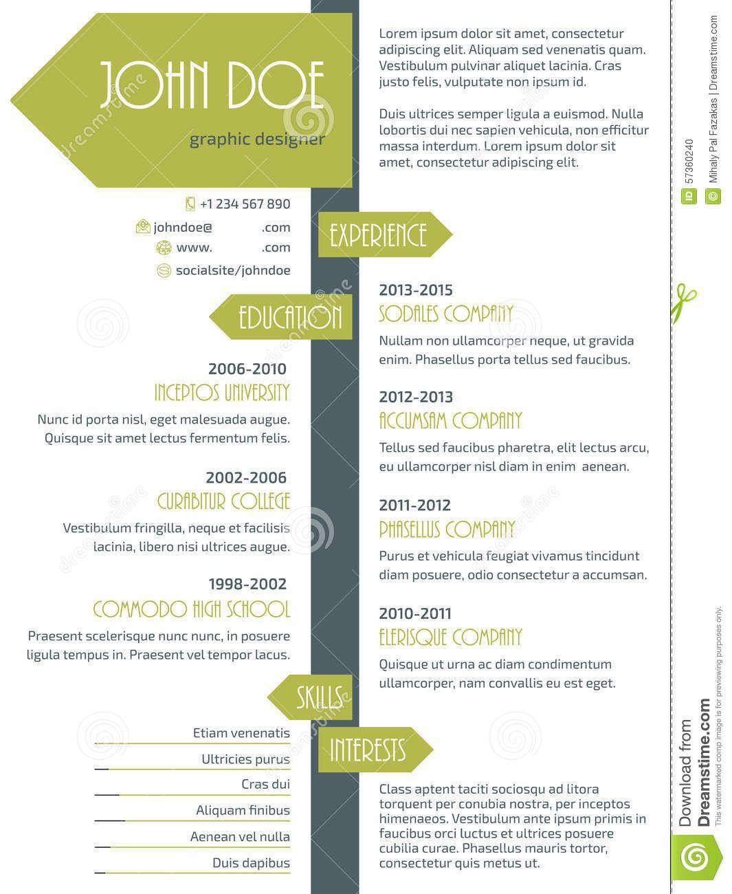 modern curriculum vitae google keresés modern cv resume layout