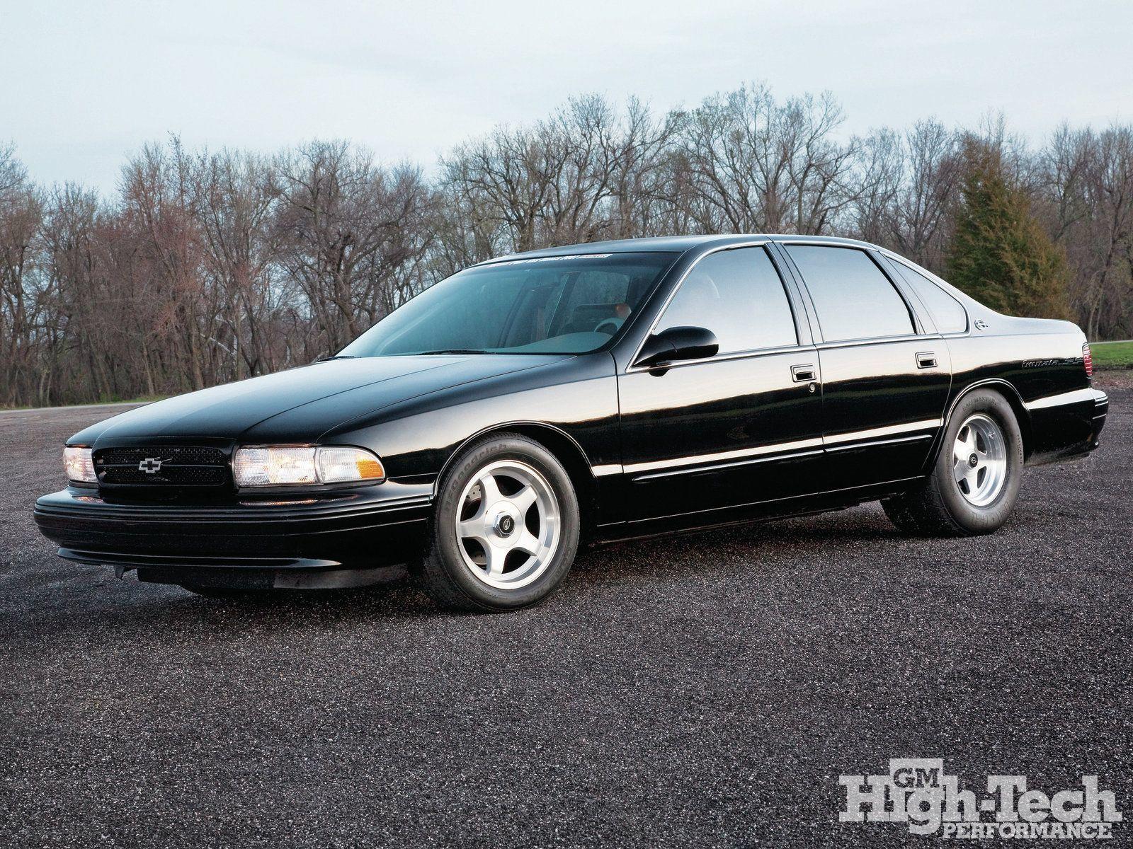 Great 1996 Chevy Impala SS #chevroletimpala1996