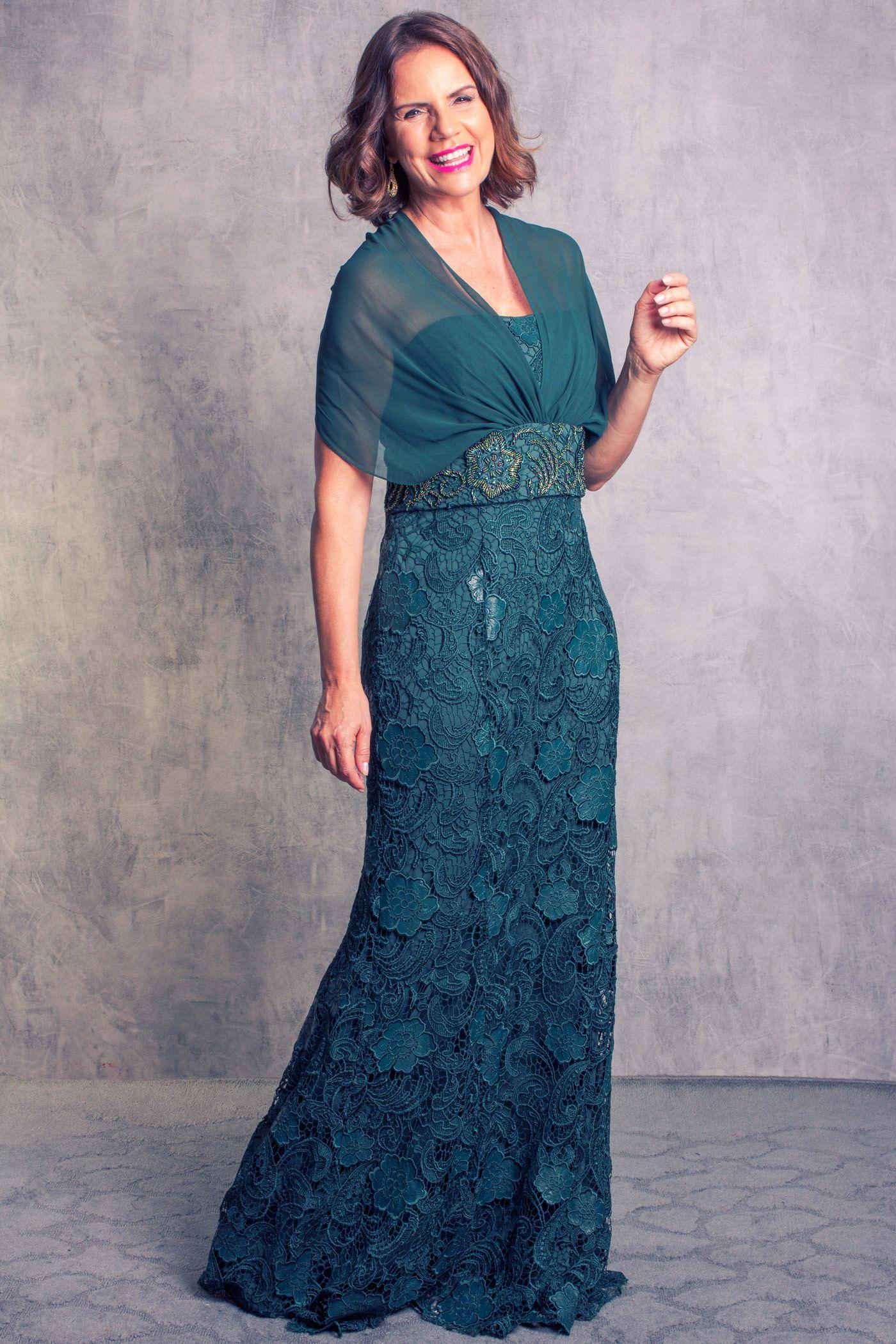 87761b67d77 Amei este vestido da coleção Dear queens Amei este vestido longo de festa  da coleção Dear