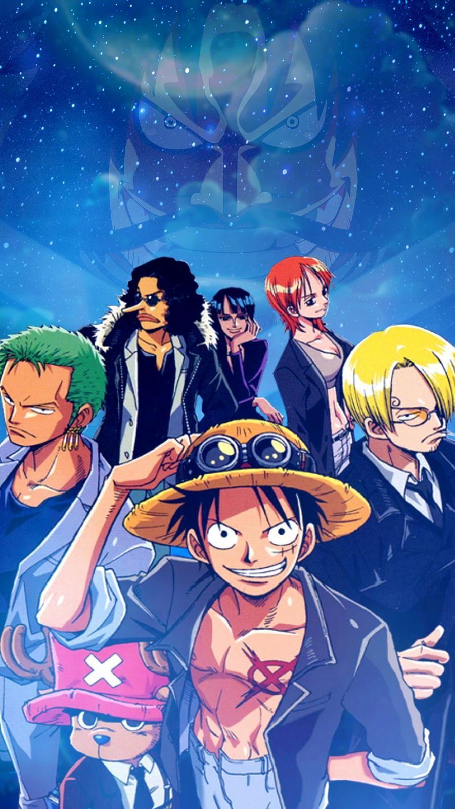 The wallpaper trend is going strong. One Piece Mobile Wallpaper Reddit Bakaninime In 2021 Mobile Wallpaper Popular Anime Anime