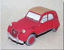 Citroen 2CV AZ CAR Free Paper Model Download - http://www.papercraftsquare.com/citroen-2cv-az-car-free-paper-model-download.html#124, #Citroen, #Citroën2CV, #PaperCar
