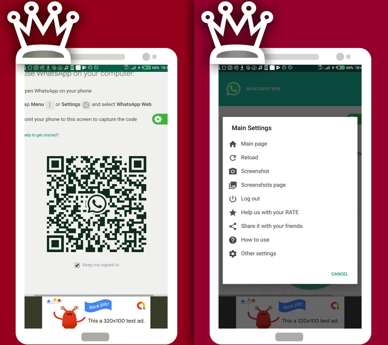 Clone Whatsapp Messenger Pro Admob Gdpr Android Studio