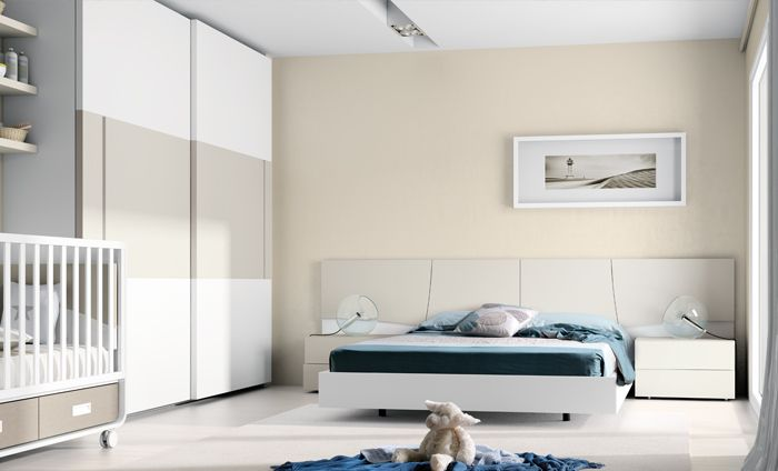 Dormitorio slaap de kibuc estilo cool white by kibuc - Kibuc dormitorios ...