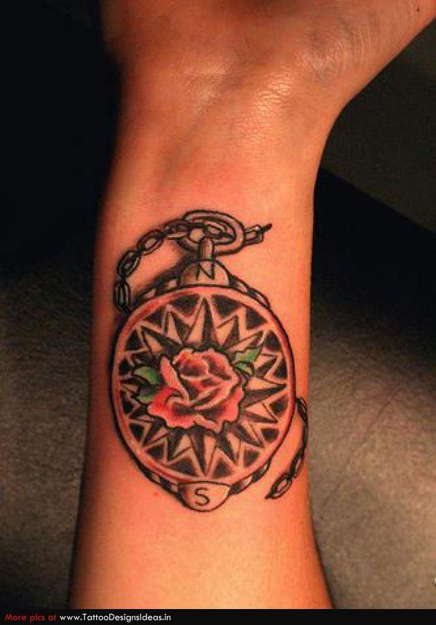 Star Tattoos Nautical Tatuajes