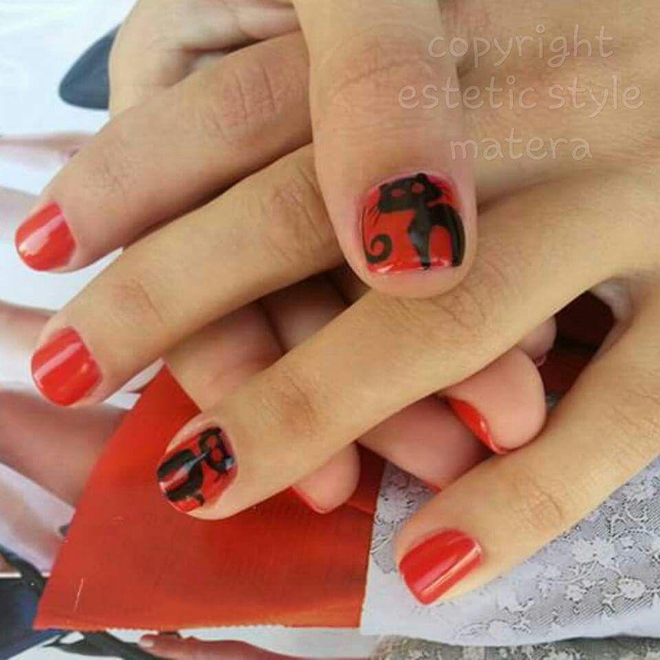 #rosso#gatto#nero#matera