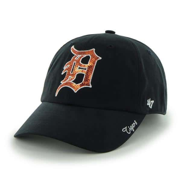 b7b8ca0b Detroit Tigers 47 Brand Sparkle Clean Up Adjustable Hat | gift ideas ...
