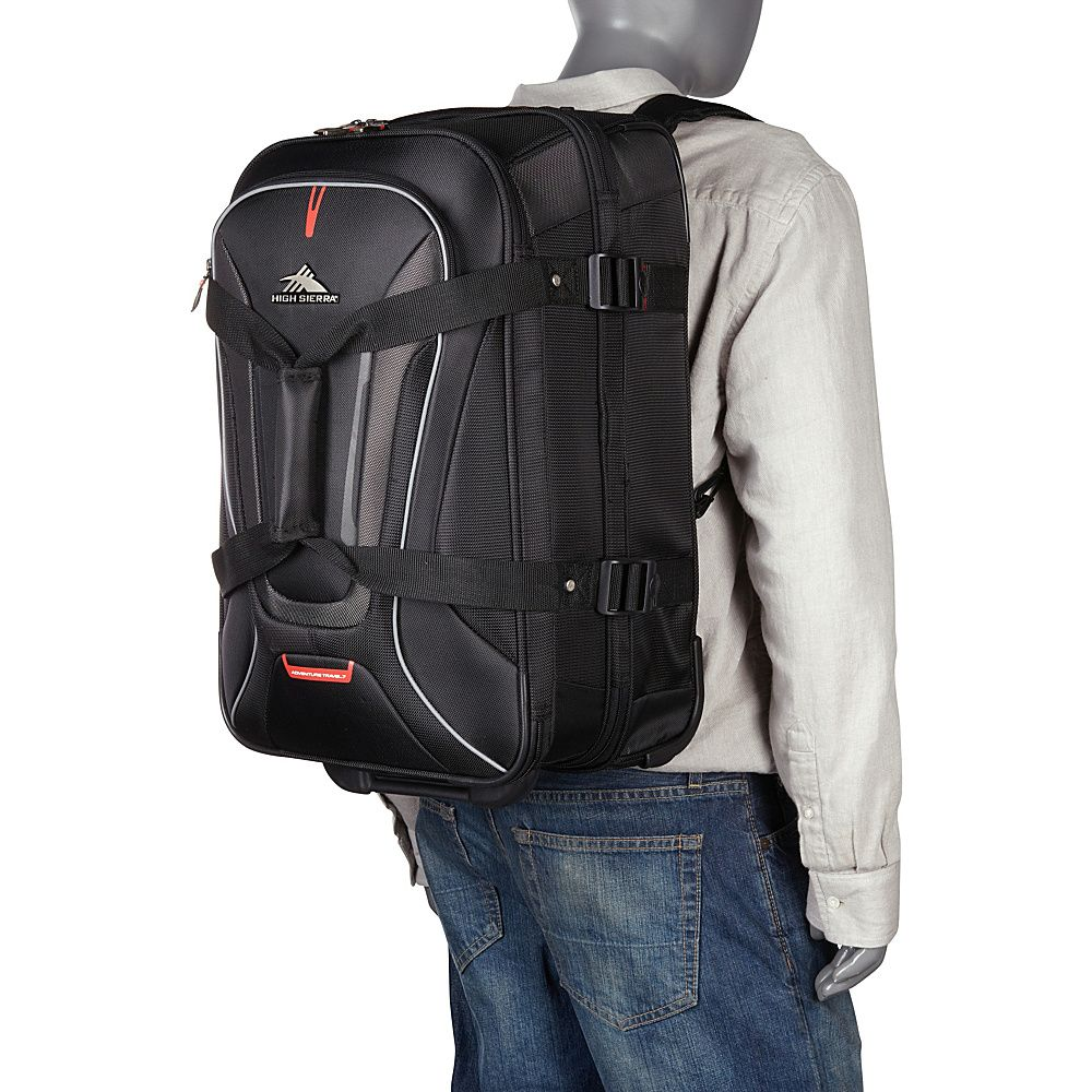 d7a659afc High-Sierra-AT7-Carry-on-Wheeled-Duffel-with-Backpack -1-Colors-Rolling-Duffel