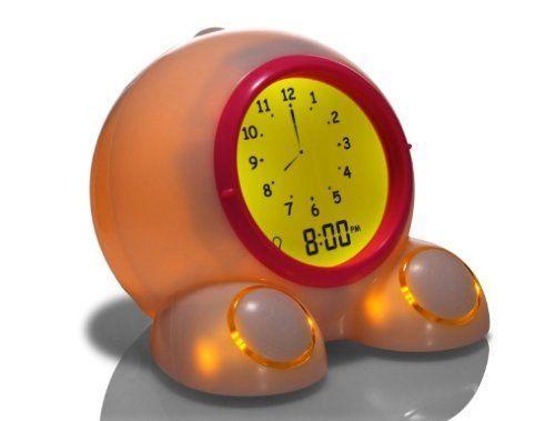 Educational Teaching Alarm Clock Kids Children Boys Girls ...
