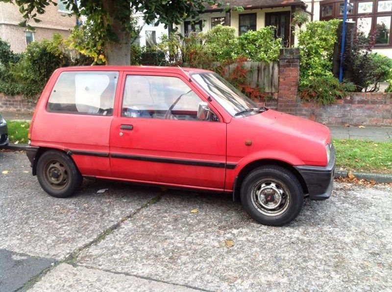 1986 Daihatsu Mira For Sale Classic Cars For Sale Uk With