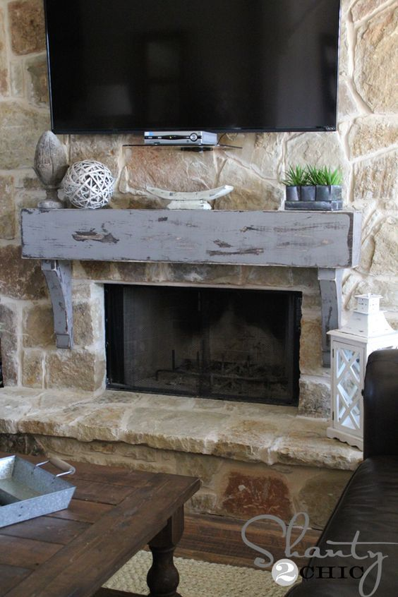 We are so happy to have you visit! We would love for you to follow us on Instagram and Pinterest to keep up with our most current projects and sneak peeks! Hey guys! I have been dying to share this tutorial with you all! I built and installedthis mantel for about $100! This is a {...Read More...}