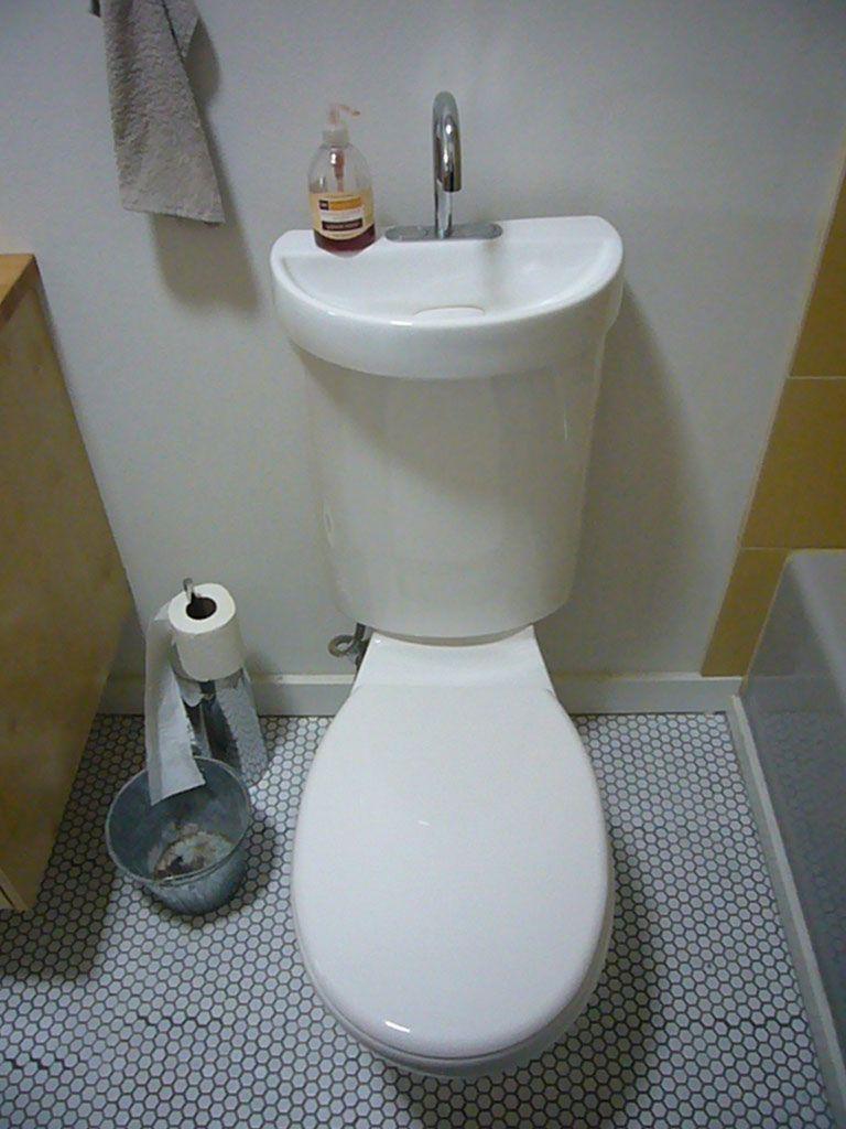 Toilet Sink   Other   Pinterest   Toilet sink, Toilet and Sinks