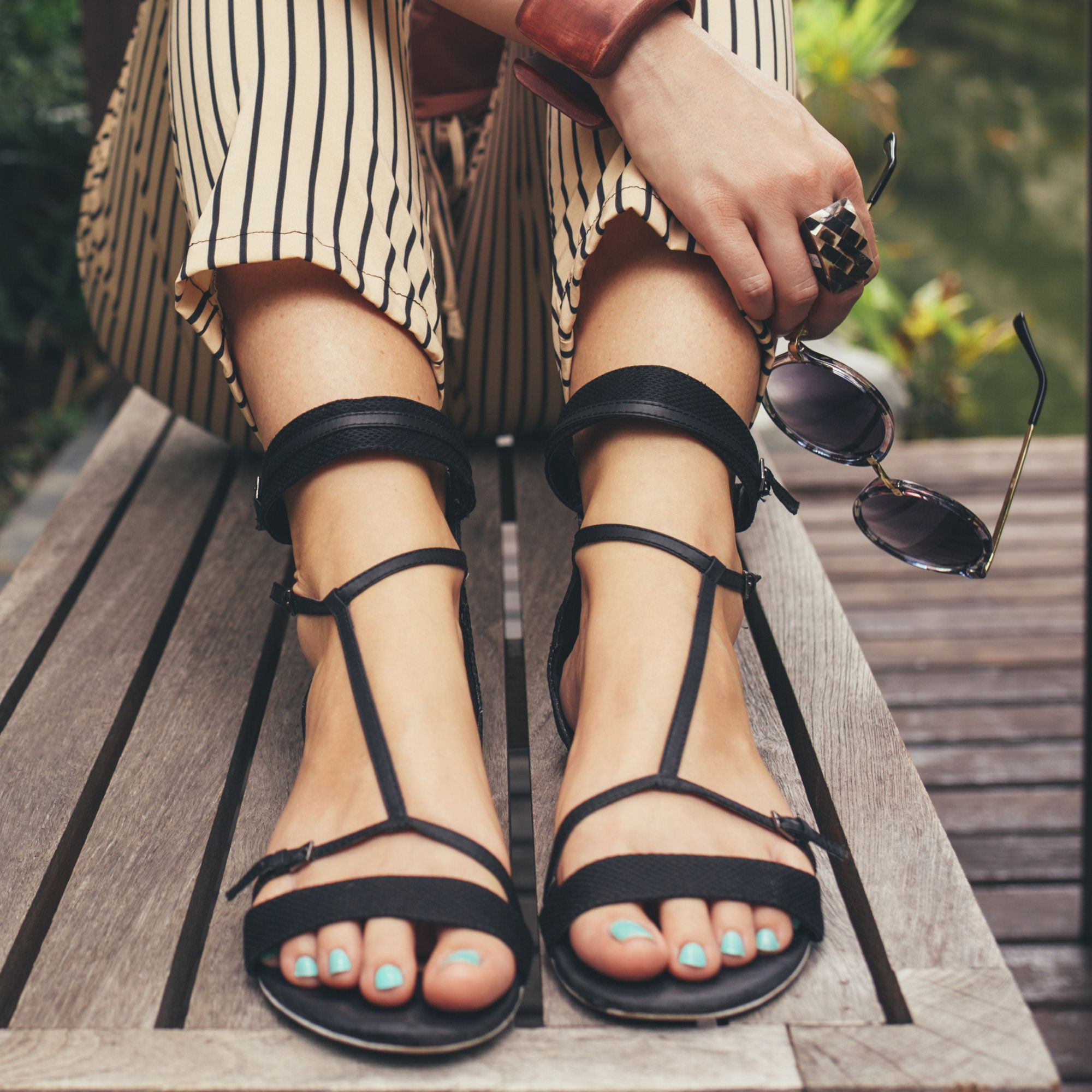 68f253b58d Score a pair of doctor-approved kicks to keep your feet healthy all season  long. Here are the best sandals for your feet, according to podiatrists.
