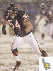 Brian Urlacher soooo going to miss u | Urlacher #54 go bears  supplier
