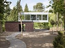 Villa in Potsdam / nps tchoban voss