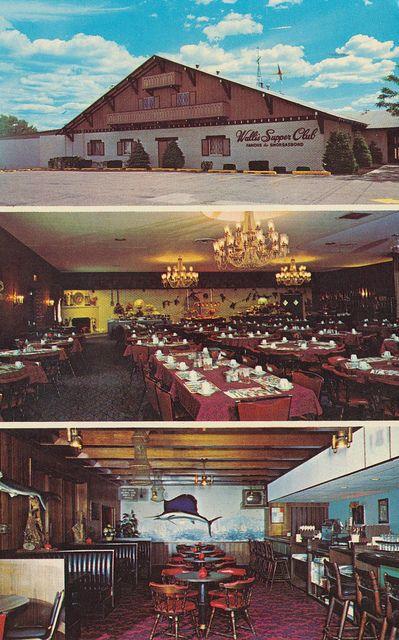 Walli S Supper Club Flint Michigan Flint Michigan Michigan