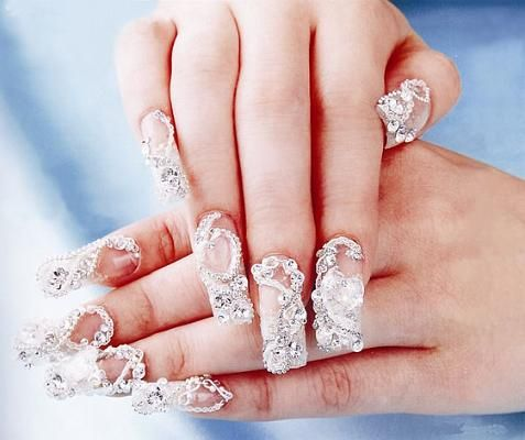 Nails Art With Jewelry Ladies Dresses Pinterest Nail nail and