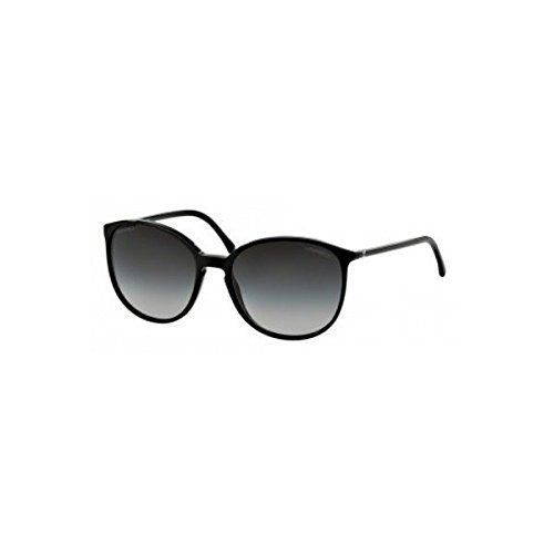 07bdd430480e0 Chanel Signature Black CH5278 C501 S6 55-17 Medium Gradient Cat Eye  Sunglasses