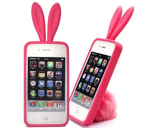 Rabito Case Makes Your iPhone Look Like a Deranged Easter Bunny