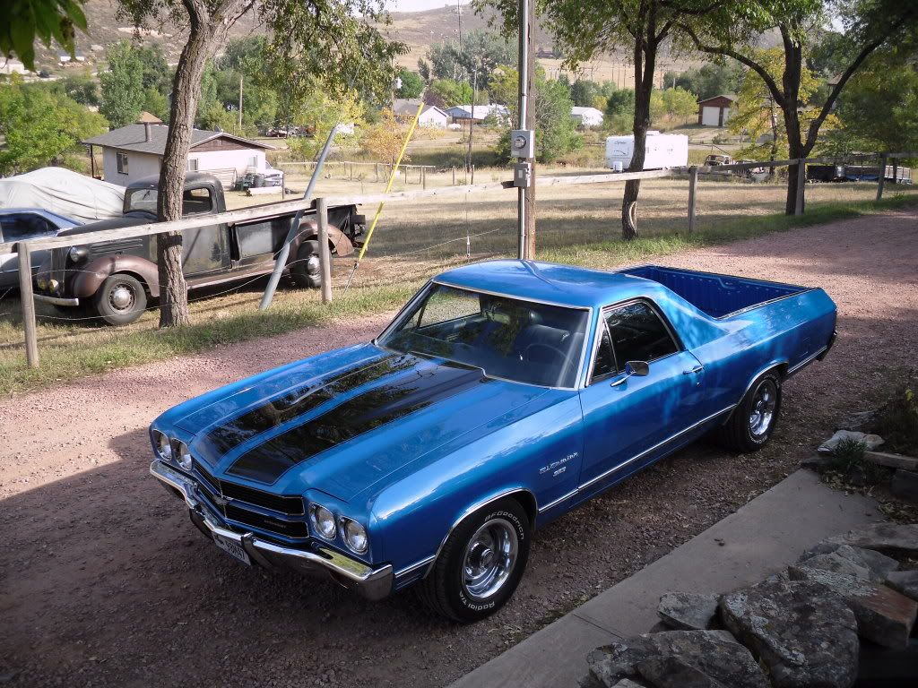 1970 el camino ss 454 if i could get it brought to you by houseofinsurance in eugeneoregon. Black Bedroom Furniture Sets. Home Design Ideas