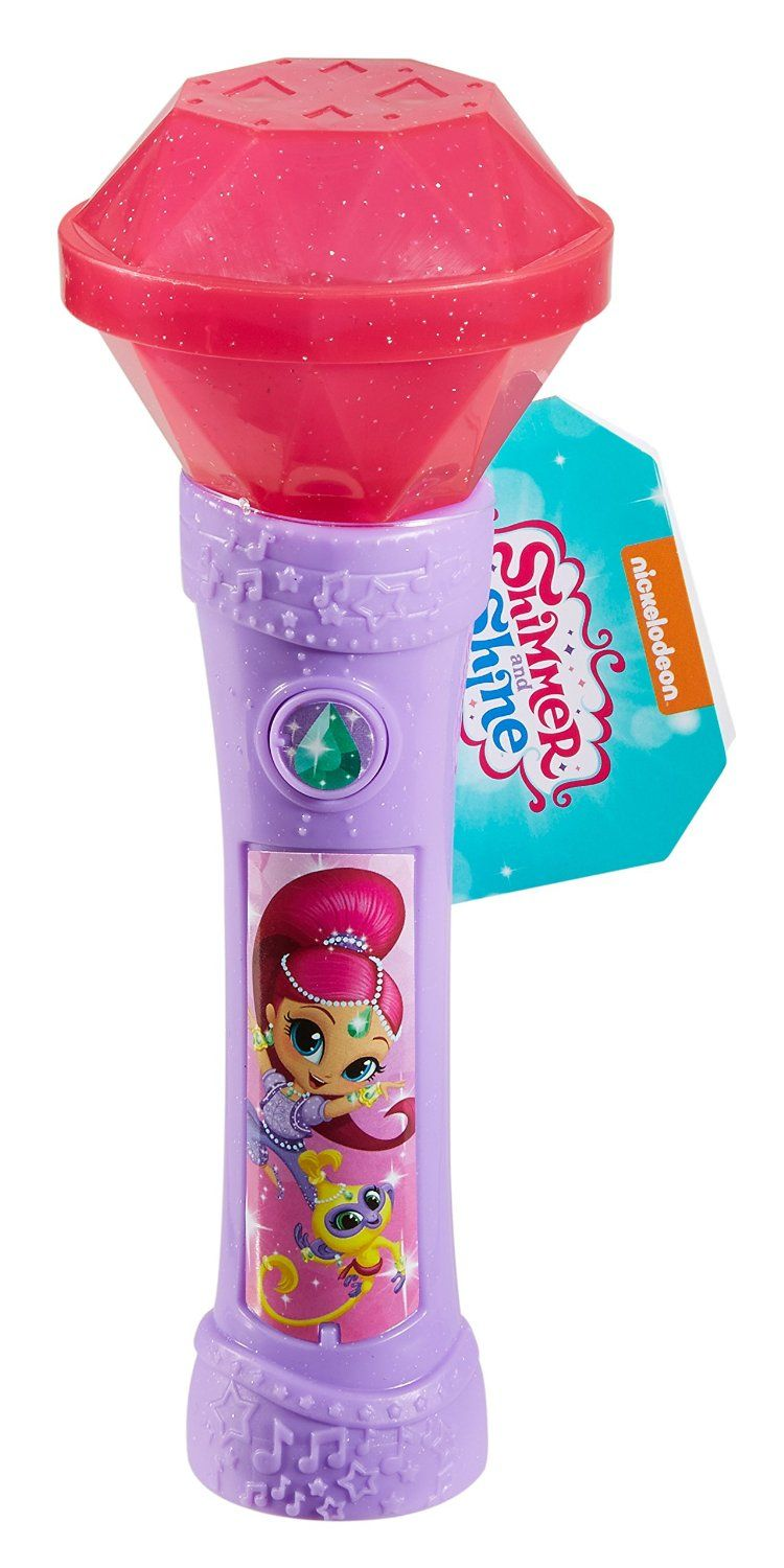 Amazon com: Fisher-Price Shimmer and Shine, Shimmer Genie