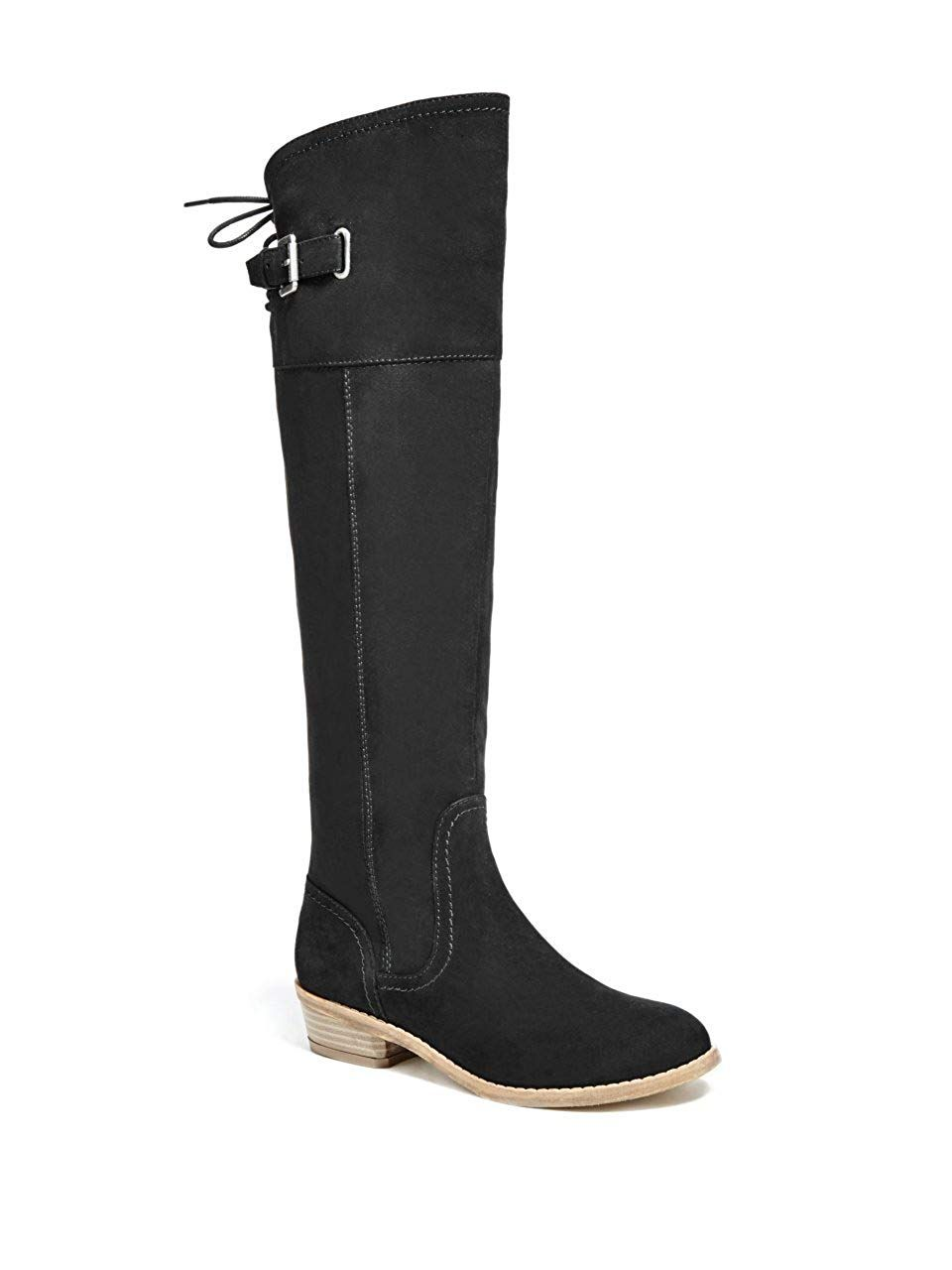 G By Guess Womens Aikon Closed Toe Knee High Riding Boots Thanks