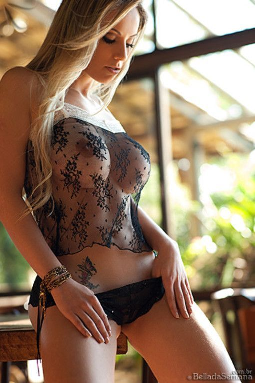 nowthatssexy:    Franciele Perao