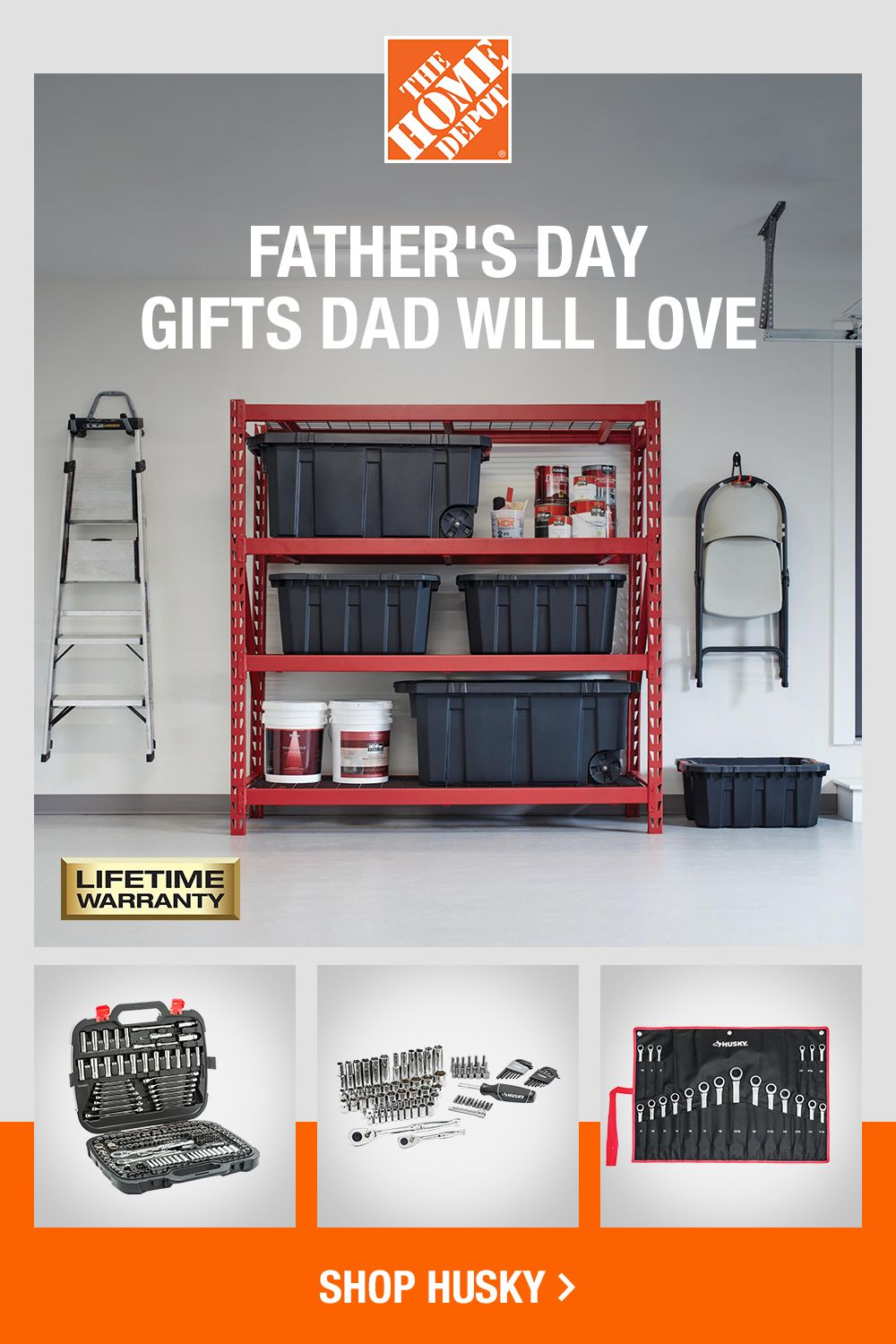 Find All Of Dad S Favorite Things This Father S Day With Husky Tools From The Home Depot In 2020 Diy Dog Bed Electronics Projects Diy Home Decor Tips