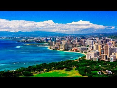 WAIKIKI | HONOLULU - OAHU / HAWAII , UNITED STATES - A TRAVEL TOUR - HD