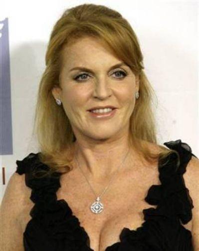 Sarah ferguson duchess of york nude