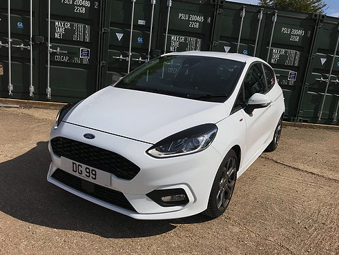 Trc Fiesta Mk8 St Line St V1 Headlight Brows