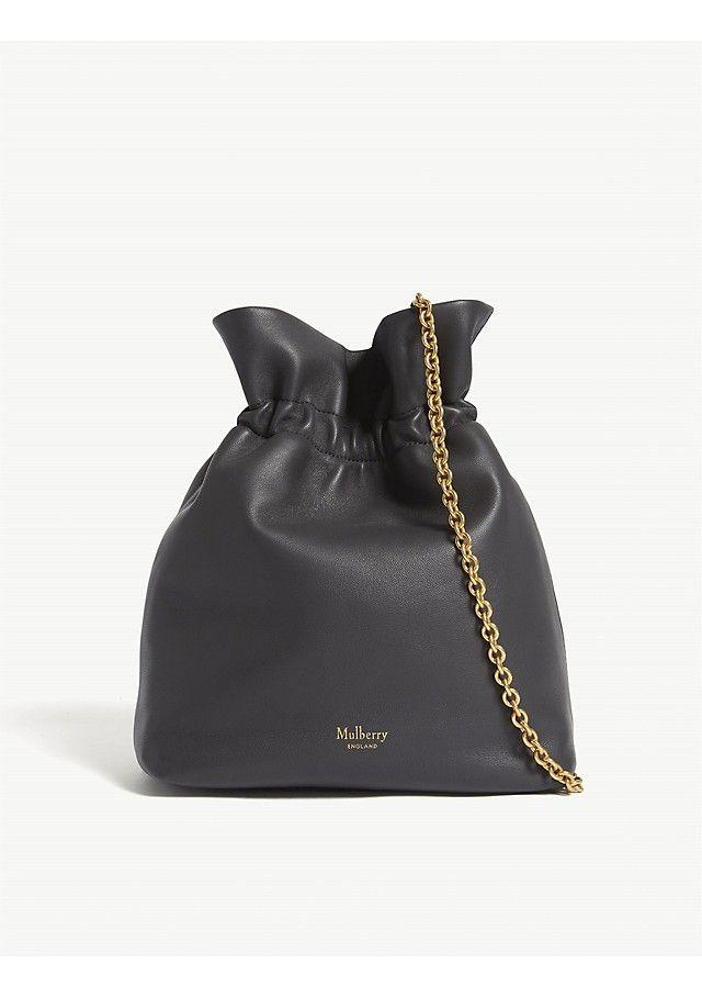 841cc89f50 ... purchase mulberry lynton mini leather bucket bag selfridges 973d1 79a0a