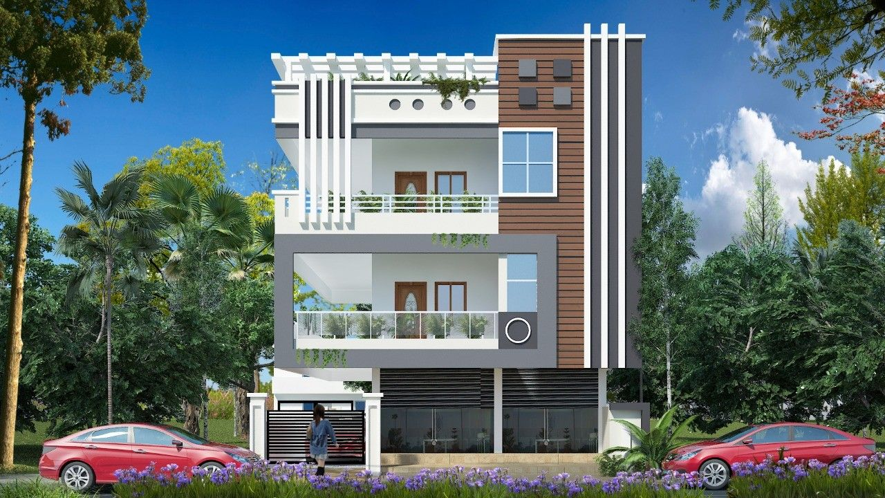 Outer Designs House Outer Design Small House Elevation Design Small House Design Architecture