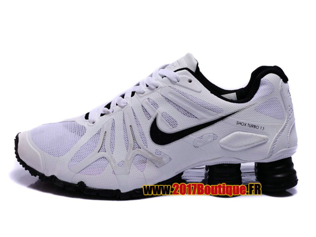 timeless design ef0ee 6ba54 ... purchase nike air shox turbo 13 xiii chaussures nike sportswear 2017  pas cher pour homme noir