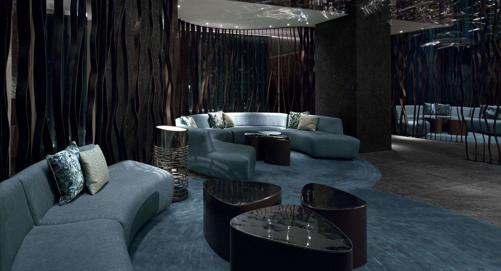 Contemporary Living Meets An Urban Oasis // Canadian Interior Design Firm  Burdifilek Sets New Standards In Luxury Hospitality With Innovative  Designs, ...