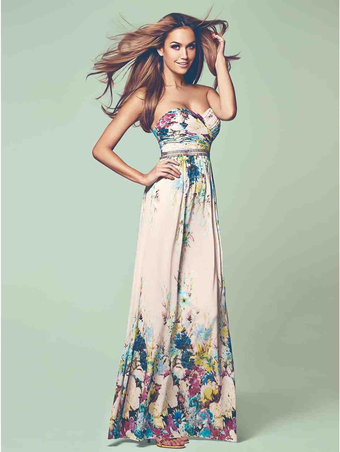 The Most Perfect Dress For A Summer Wedding Floral Print Embellished Maxi Dress Jane Norman Maxi Dress Maxi Dress Wedding Guest Embellished Maxi Dress
