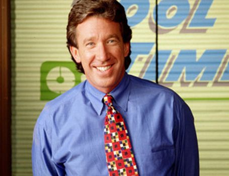 Tim Allen Played Tim Taylor On Home Improvement He Was The Host Of The Home Improvement Show Called Tool Time