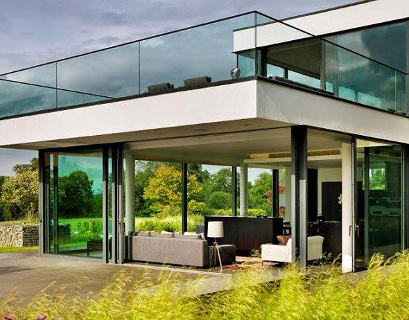 Pin de arquitectura y dise o arquitexs magazine en casas Arquitectura y diseno de casas modernas