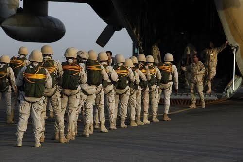 القوات البرية تعلن عن وظائف في وحدات المظليين والقوات الخاصة اخباريات News
