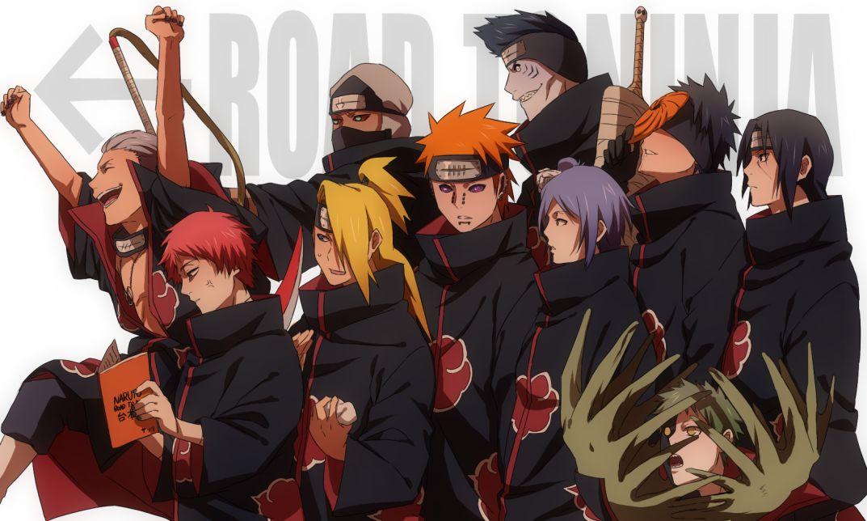 Akatsuki (NARUTO)/1839858 Zerochan Akatsuki, Naruto