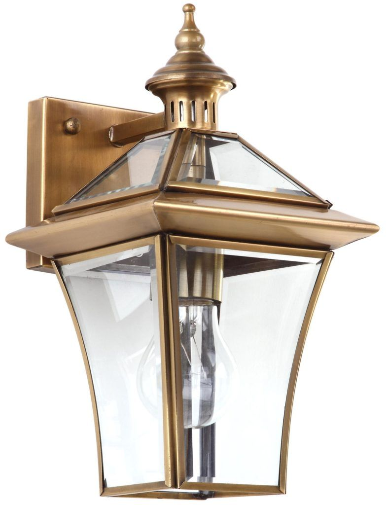 Baldwin Brass Outdoor Light Fixtures