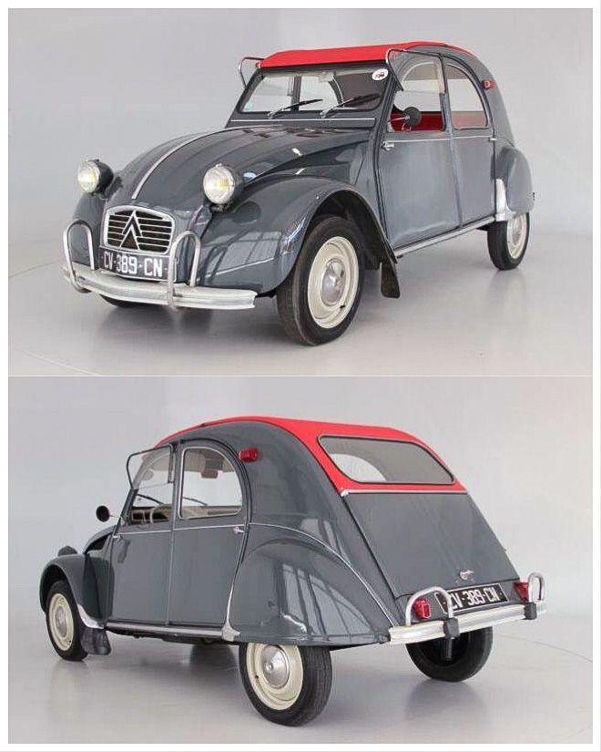 2cv Azam 1963 Norbert1964 2cv Azam Norbert1964 Oldtimer Cabrio Klassisches Auto Oldtimer Motorrad