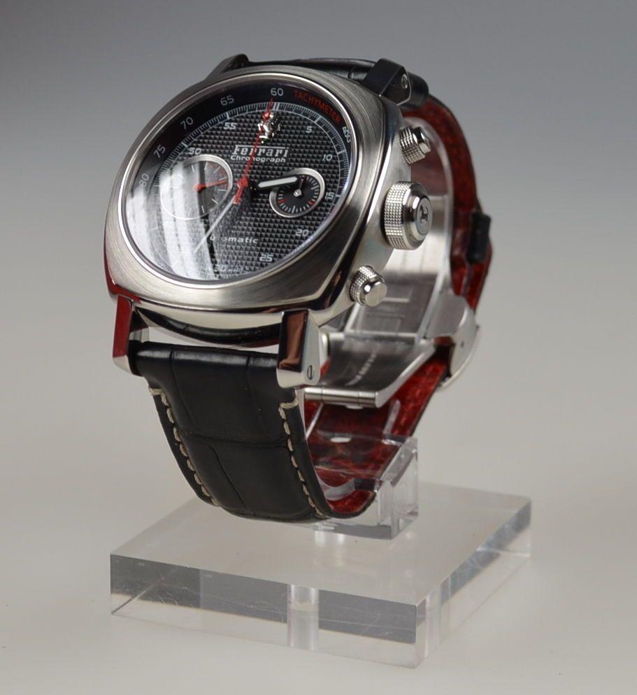Panerai Ferrari Granturismo Chronograph FER00004, Papiere, Box, Versand aus DE