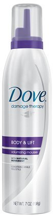 Dove Volume Mousse for Body & Extra Lift-7oz (Pack of 6) by Dove. $44.99. Get defined, smooth, locks without stiffness.