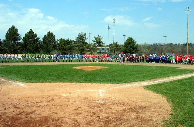 Scotia Little League Opening Day Glenville Scotia Little League
