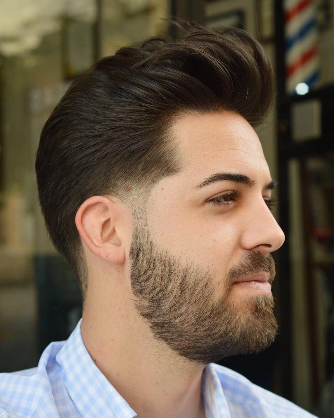 Finding A Trendy New Hairstyle For Men Cool Hairstyles For Men Mens Hairstyles Short Mens Hairstyles Undercut