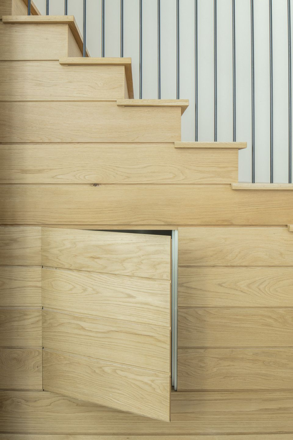 wood reveal wall | Stairs | Pinterest | Woods, Walls and Architects